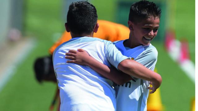 AS Roma Fußballcamp 12. – 14. August