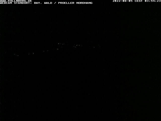 Webcam Bayerns Berghütten